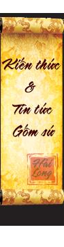Tin tuc gom ú Bat Trang Hai Long since 1982