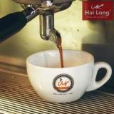 Ly sứ cafe gốm sứ Bát Tràng tại TpHCM