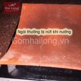 Mua ngói nướng thịt tại NodaCook - Ngói chuyên dụng KHÔNG THỂ vỡ khi nướng