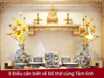 do tho cung Bat Trang - Gốm sứ Hải Long