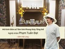 mo hinh gom su tam linh phong thuy tong the