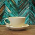 Tách cà phê capuccino dáng Ý 280 (Kem)