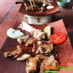 Ngói nướng thịt Noda