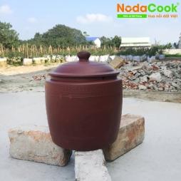 Lu nướng gà NodaCook