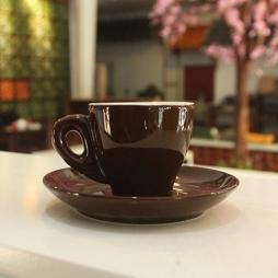 Tách cà phê Espresso 80ml (Nâu)