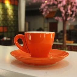 Tách cà phê Espresso TBN 80ml (Cam)