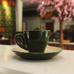Tách cà phê Espresso TBN 80ml (Đen)