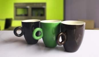 Cốc tách cà phê sứ