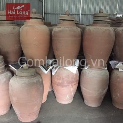 Chum ngam ruou Bao Minh Bat Trang