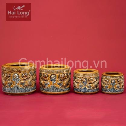 Bat huong do tho cung Bat Trang - Gom Hai Long since 1982