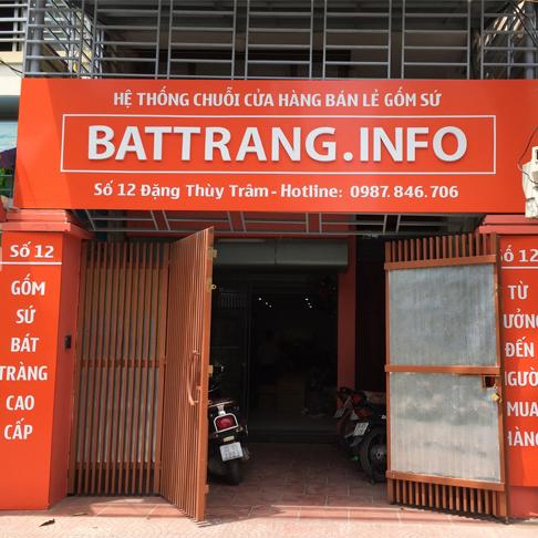 Đại lý NodaCook - Số 12 Đặng Thùy Trâm, Cầu Giấy, Hà Nội - Hotline:0971.323.033