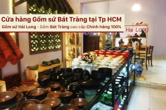 Cua hang Gom su Bat Trang tai TpHCM Ho Chi Minh