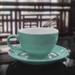 tách cà phê capuccino dáng Ý 280ml