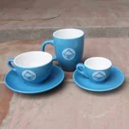 cốc tách cà phê Bát Tràng in logo