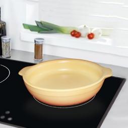 Chảo sứ NodaCook kháng khuẩn Đk 27 (cm) dùng trên bếp từ