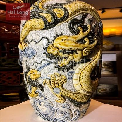 Loc binh do tho cung Bat Trang - Gom su Hai Long