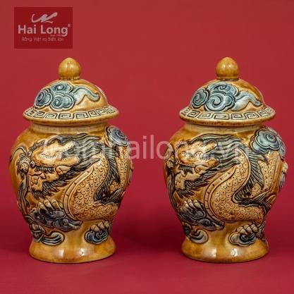 Choe cung gom su Hai Long